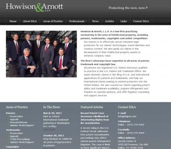 Howison & Arnott, L.L.P.