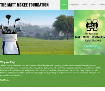 The Matt Mckee Foundation